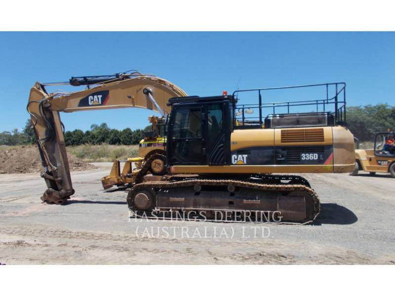 CATERPILLAR 履带式挖掘机 336DL equipment  photo 6
