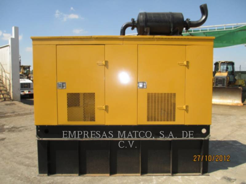 CATERPILLAR STATIONARY GENERATOR SETS 3208 equipment  photo 3