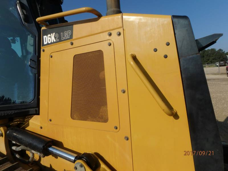 CATERPILLAR TRACTEURS SUR CHAINES D6K2LGP equipment  photo 21