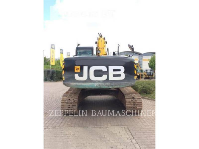 JCB TRACK EXCAVATORS JS240NL equipment  photo 4