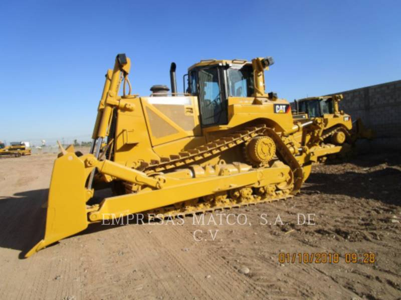 CATERPILLAR CIĄGNIKI GĄSIENICOWE D8T equipment  photo 8