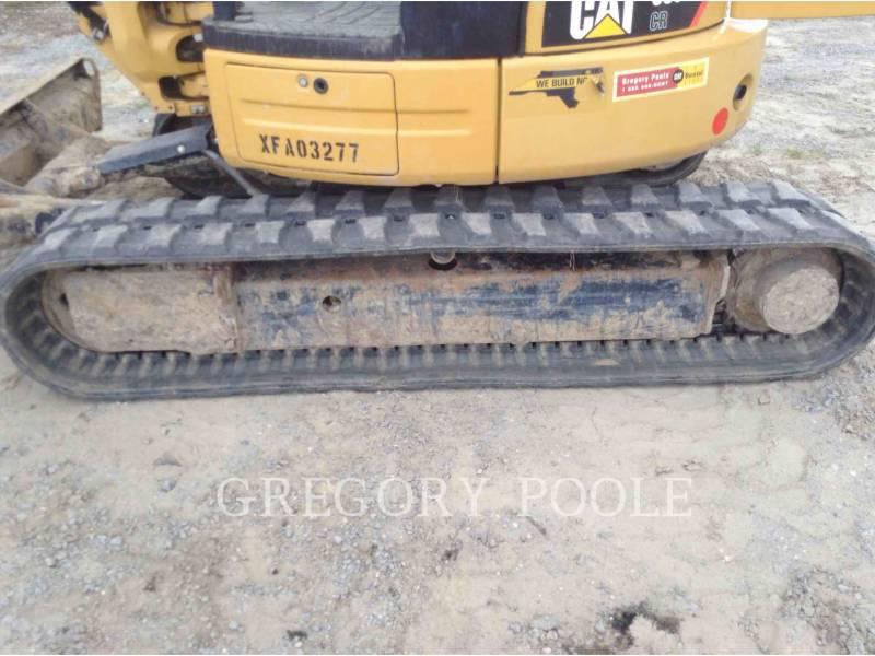 CATERPILLAR トラック油圧ショベル 305E CR equipment  photo 9