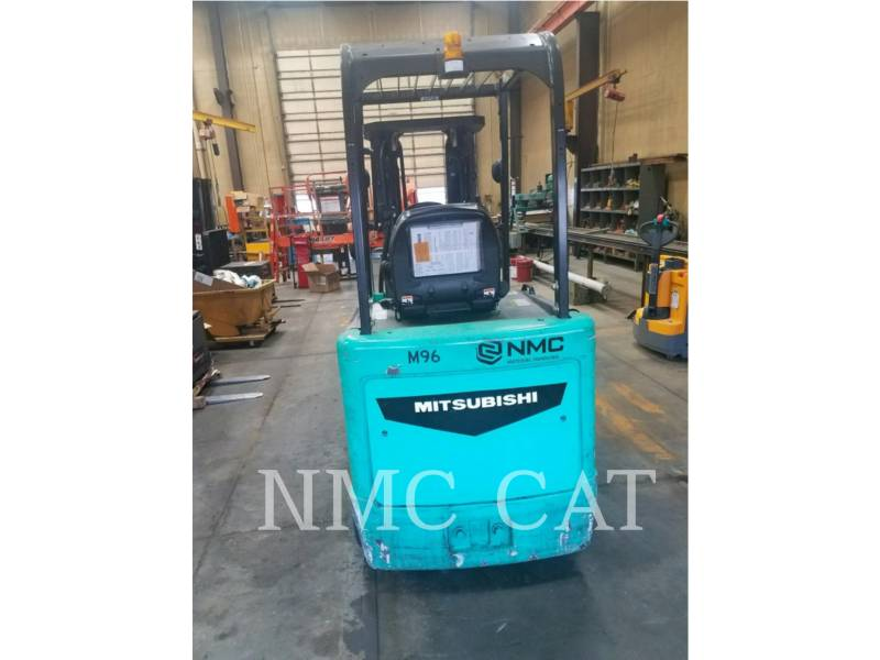 MITSUBISHI FORKLIFTS FORKLIFTS FBC20N1_MT equipment  photo 5