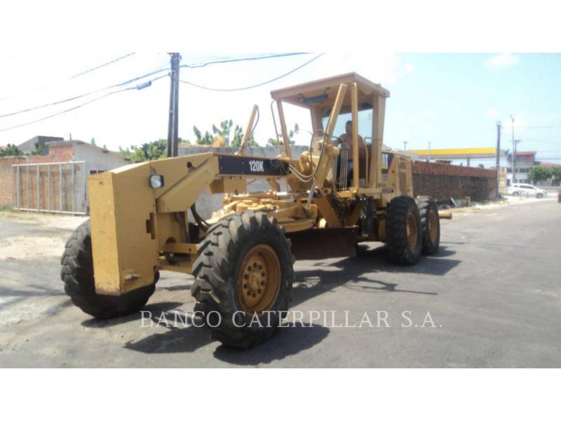 CATERPILLAR MOTONIVELADORAS 120K equipment  photo 2