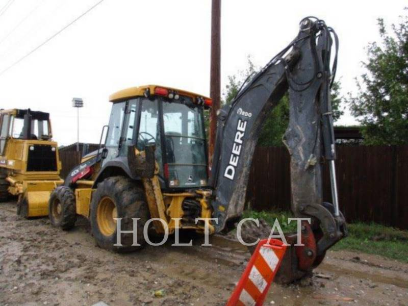 DEERE & CO. BAGGERLADER 410K equipment  photo 4