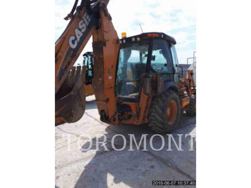 CASE/NEW HOLLAND BACKHOE LOADERS 580SN equipment  photo 3