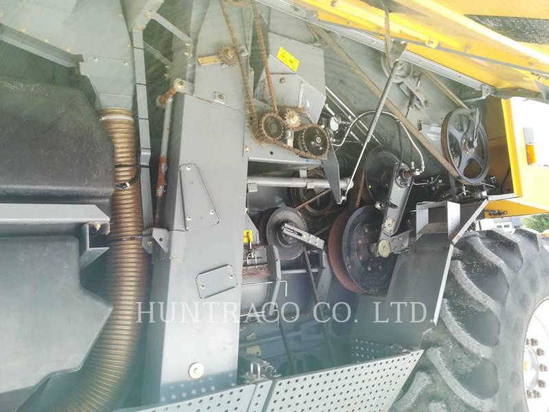 CHALLENGER COMBINADOS 654 equipment  photo 20
