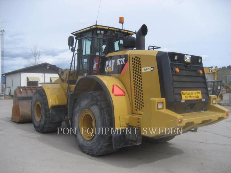 CATERPILLAR WHEEL LOADERS/INTEGRATED TOOLCARRIERS 972 K equipment  photo 5