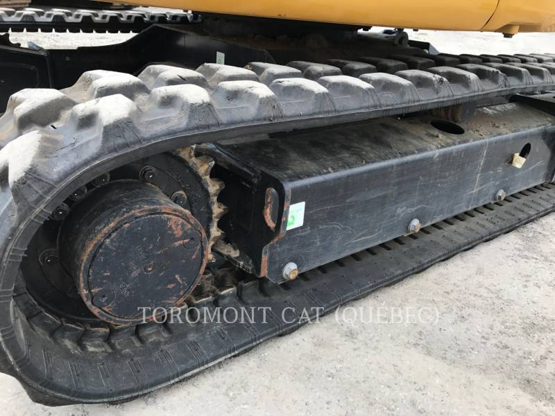 CATERPILLAR PELLES SUR CHAINES 303.5E2 CR equipment  photo 14