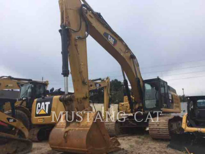 Caterpillar EXCAVATOARE PE ŞENILE 349FL equipment  photo 1