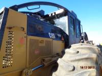 Caterpillar SILVICULTURĂ – EXCAVATOR FORESTIER 525C equipment  photo 15