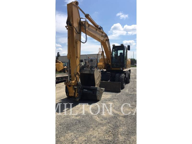 JOHN DEERE WHEEL EXCAVATORS 180C W equipment  photo 1