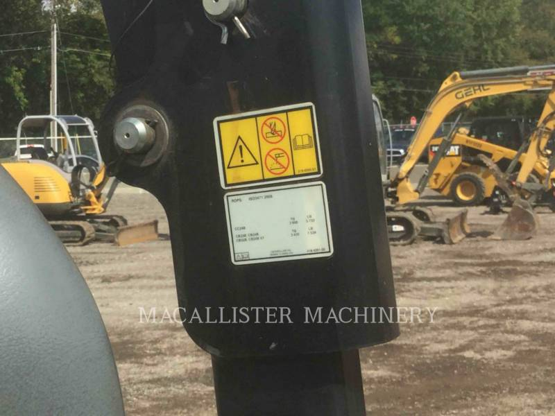 CATERPILLAR TANDEMOWY WALEC WIBRACYJNY DO ASFALTU (STAL-STAL) CB24B equipment  photo 18