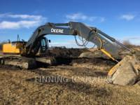 Equipment photo JOHN DEERE 290G LC EXCAVATOARE PE ŞENILE 1