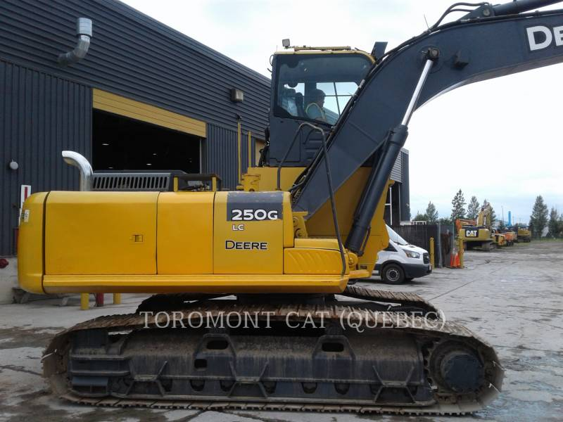 DEERE & CO. MACHINE FORESTIERE 250G equipment  photo 2