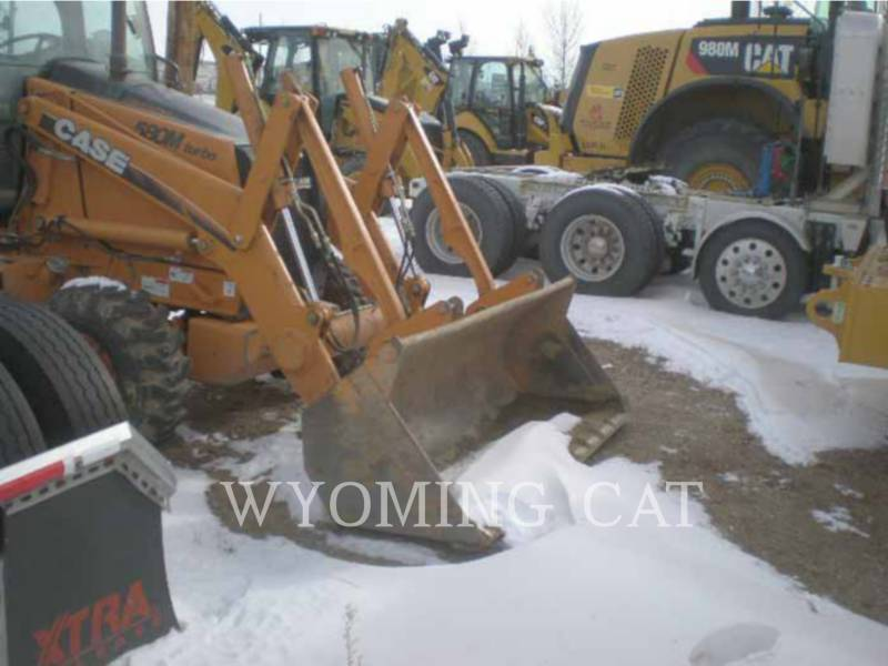 CASE/NEW HOLLAND BAGGERLADER 580M II equipment  photo 6