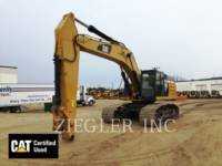 Equipment photo Caterpillar 349EVG EXCAVATOARE PE ŞENILE 1
