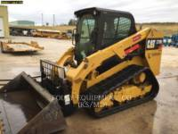 CATERPILLAR スキッド・ステア・ローダ 279DSTD2CA equipment  photo 1
