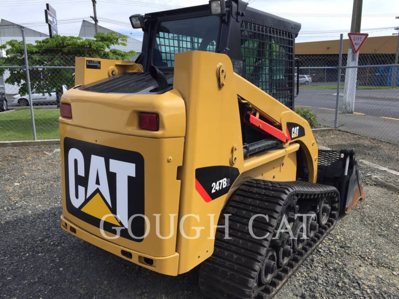 CATERPILLAR CARGADORES MULTITERRENO 247B2 equipment  photo 3