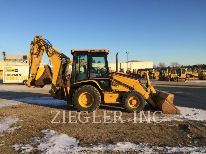 CATERPILLAR TERNE 420D equipment  photo 6