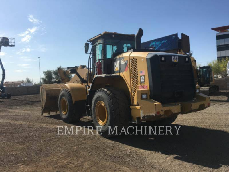 CATERPILLAR CARGADORES DE RUEDAS 950M equipment  photo 3
