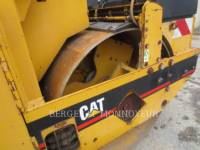 CATERPILLAR TANDEMVIBRATIONSWALZE, ASPHALT CB-434B equipment  photo 9