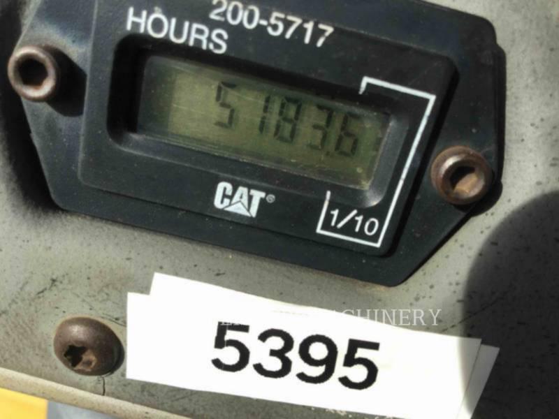 CATERPILLAR TAMBOR DOBLE VIBRATORIO ASFALTO CB-534DXW equipment  photo 8
