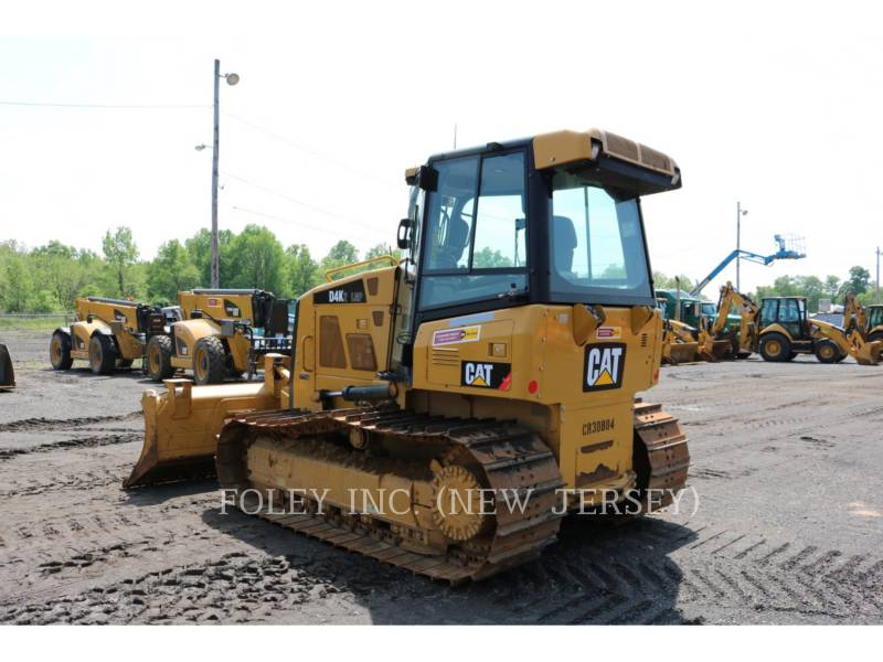 CATERPILLAR TRACTORES DE CADENAS D4K2LGP equipment  photo 4