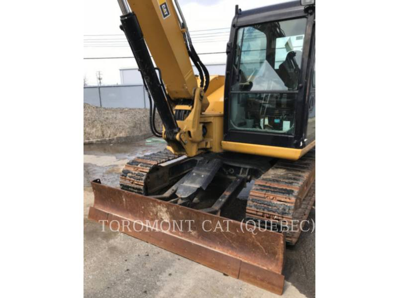 CATERPILLAR TRACK EXCAVATORS 308ECRSB equipment  photo 10