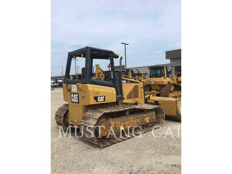 CATERPILLAR TRACTEURS SUR CHAINES D 5 K LGP equipment  photo 5