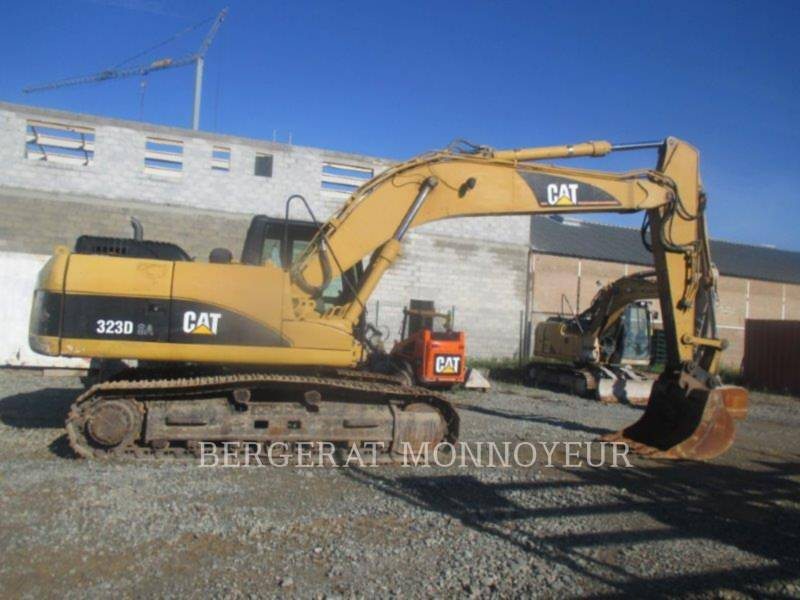 CATERPILLAR KETTEN-HYDRAULIKBAGGER 323D equipment  photo 11