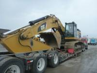 Equipment photo CATERPILLAR 345DL PELLES SUR CHAINES 1