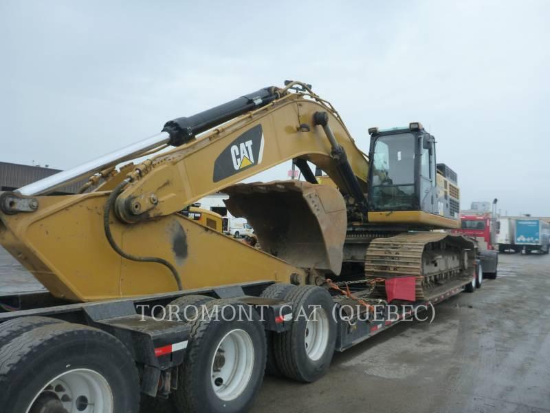 CATERPILLAR 履带式挖掘机 345DL equipment  photo 1