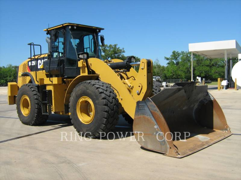 CATERPILLAR WHEEL LOADERS/INTEGRATED TOOLCARRIERS 962MQC equipment  photo 2