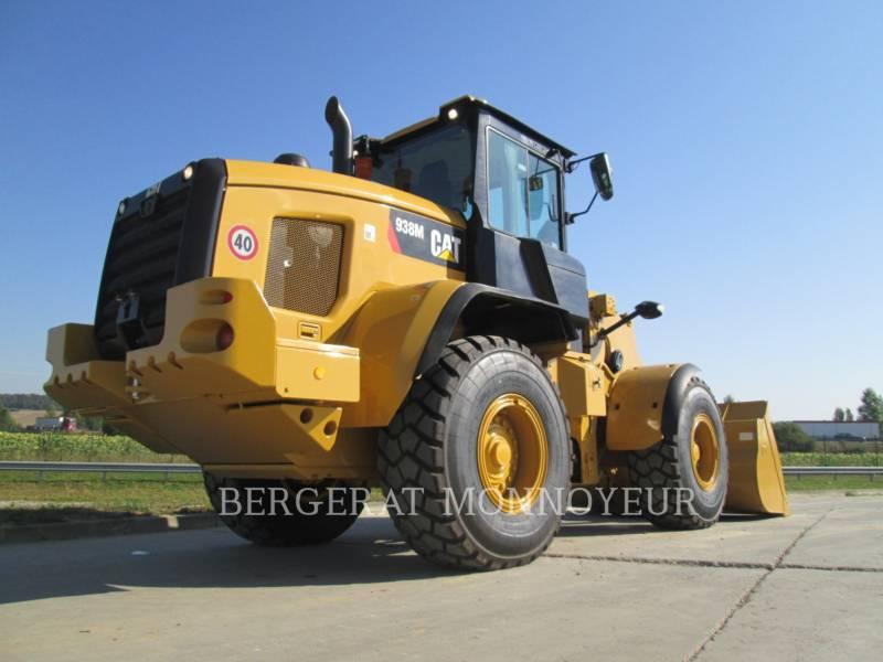 Caterpillar ÎNCĂRCĂTOARE PE ROŢI/PORTSCULE INTEGRATE 938M equipment  photo 3
