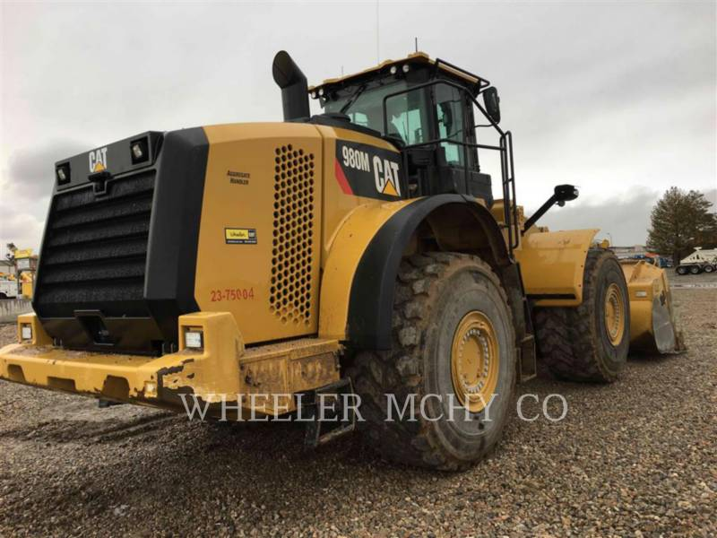 CATERPILLAR CARGADORES DE RUEDAS 980M AOR T equipment  photo 3