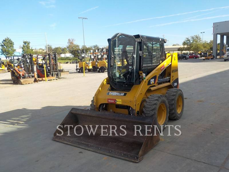 CATERPILLAR PALE COMPATTE SKID STEER 226B3 CAB equipment  photo 1