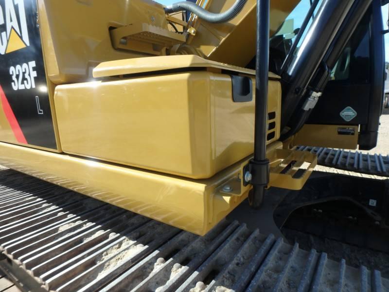 CATERPILLAR TRACK EXCAVATORS 323FL equipment  photo 23
