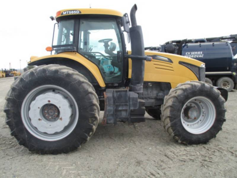 AGCO-CHALLENGER ROLNICTWO - INNE MT585D equipment  photo 6