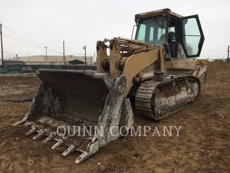 CATERPILLAR CARGADORES DE CADENAS 973C equipment  photo 1