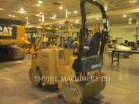 CATERPILLAR VIBRATORY DOUBLE DRUM ASPHALT CB24 equipment  photo 3