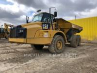 CATERPILLAR CAMIONES ARTICULADOS 735B equipment  photo 1