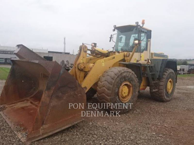 KOMATSU WHEEL LOADERS/INTEGRATED TOOLCARRIERS WA 470-3 H equipment  photo 4