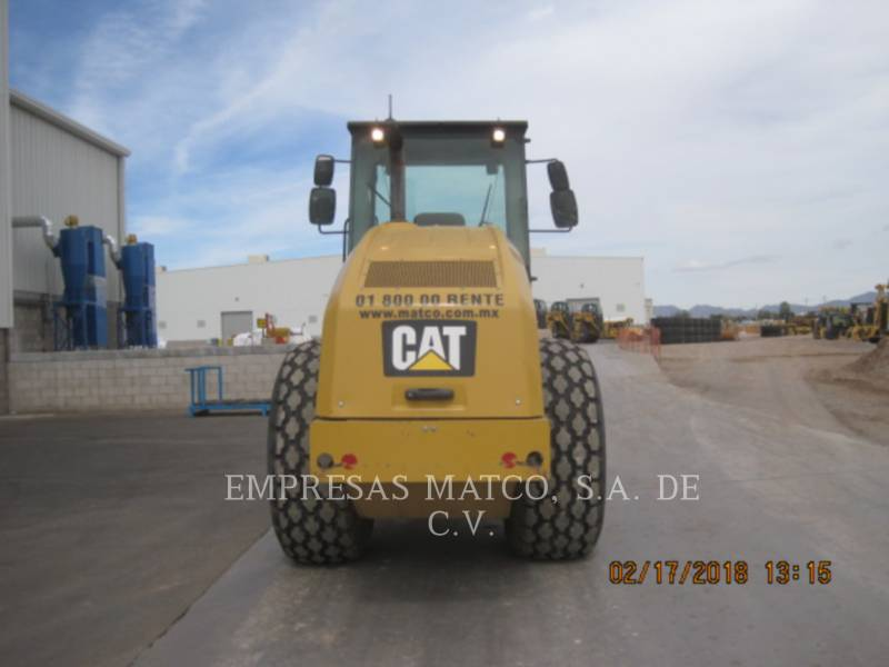CATERPILLAR COMPACTADORES DE SUELOS CS54BLRC equipment  photo 4
