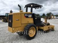 CATERPILLAR EINZELVIBRATIONSWALZE, BANDAGE CP34 equipment  photo 3