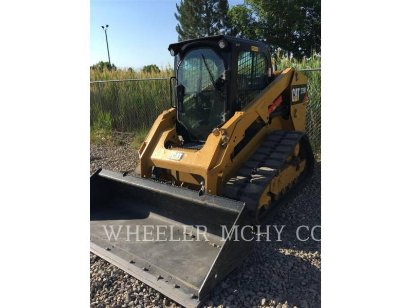CATERPILLAR CHARGEURS TOUT TERRAIN 279D C3-H2 equipment  photo 2