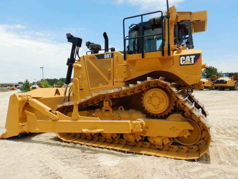 CATERPILLAR TRACK TYPE TRACTORS D 8 T equipment  photo 2