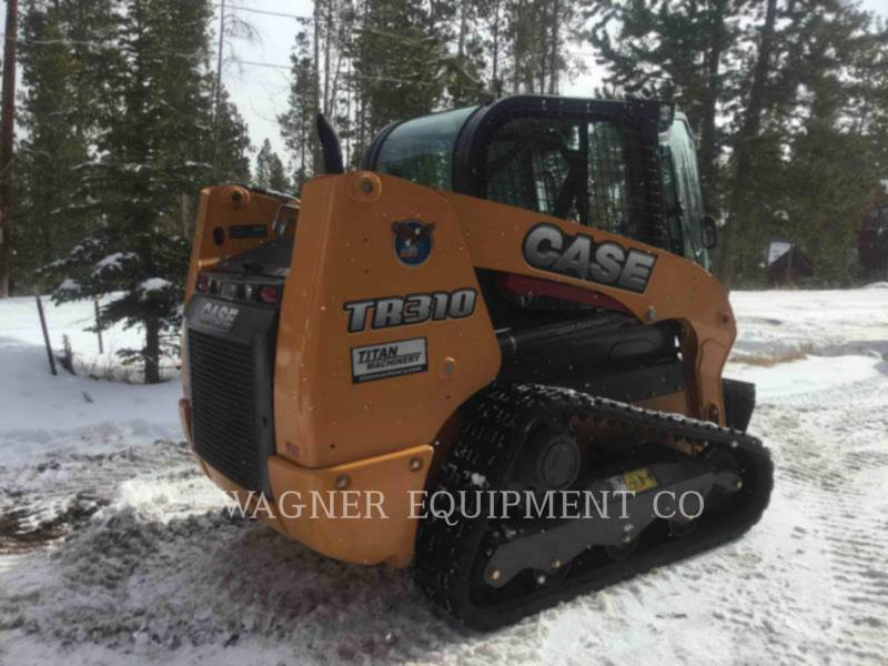 CASE CHARGEURS COMPACTS RIGIDES TR310 equipment  photo 3
