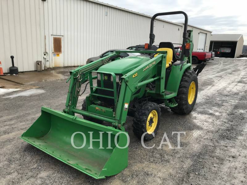 JOHN DEERE TRACTEURS AGRICOLES 4310 equipment  photo 2