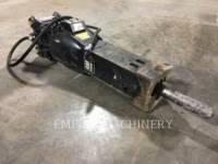 Equipment photo CATERPILLAR H120ES 作业机具 - 液压锤 1